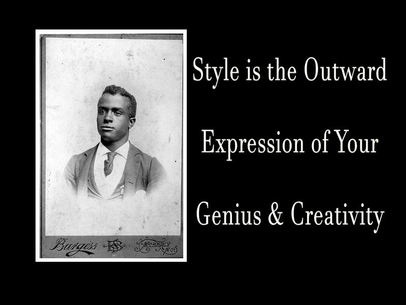 style tagline